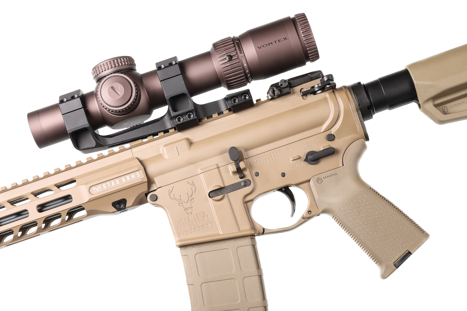 AR15NEWS- stag arms stag15 tactical rifle fde flat dark earth
