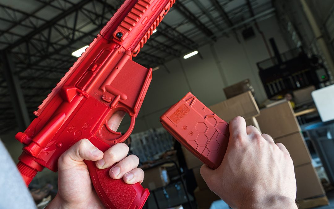 Reddy for anything: ASP's HK416 Red Gun [Review]