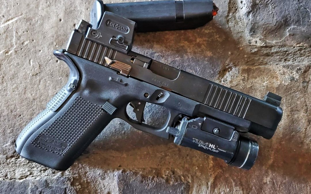Holosun 509T: Red Dot Reckoning at 1,000 Rounds