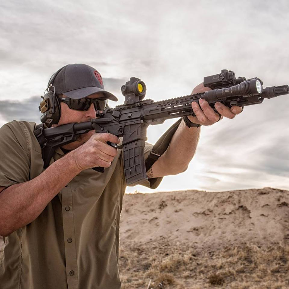 Dan Bales is a veteran LEO, a seasoned firearms instructor, and part of the Crucible Consulting cadre
